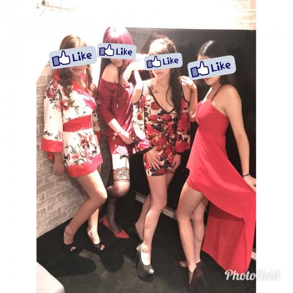 【名花 】紅色派對週-【夜總會制禮便服店】-【武小P】