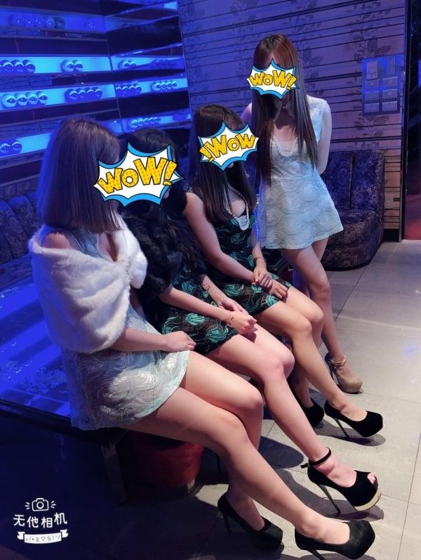 【鉑金】薄紗透視禮服又來了唷-【夜總會制禮便服店】-【武小P】